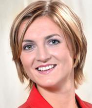 Agnes Anna Jarosch, Chefredakteurin, Verlag für die Deutsche Wirtschaft, 2014