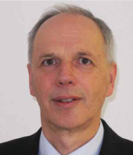 Walter Weissgärber, Division Manager for Migration and Integration, Bundesarbeitsgemeinschaft Evangelische Jugendsozialarbeit e. V. (BAG EJSA), 2015
